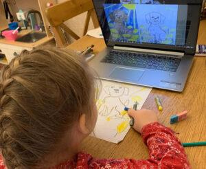 «Рисование онлайн»
