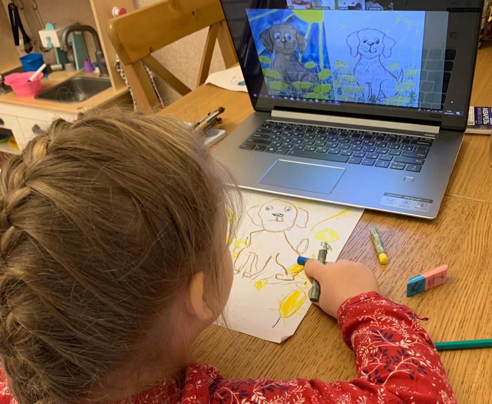 «Рисование онлайн» (3)