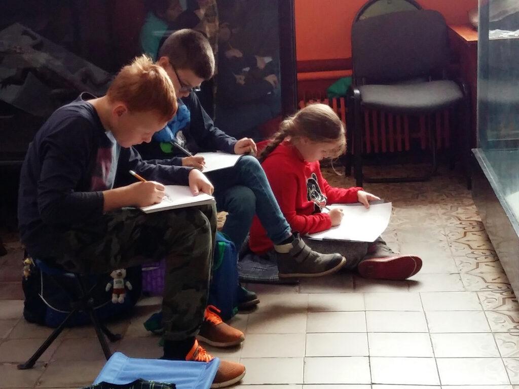 Живопись и рисунок для детей от 8 лет (31)
