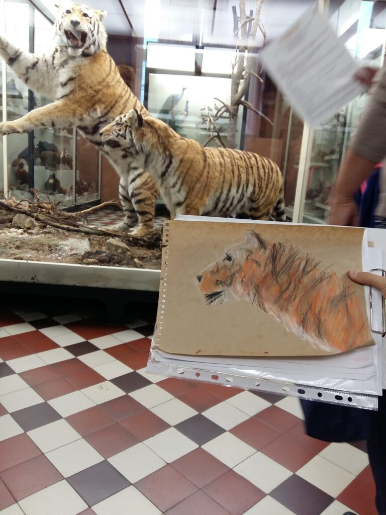 Живопись и рисунок для детей от 8 лет (103)
