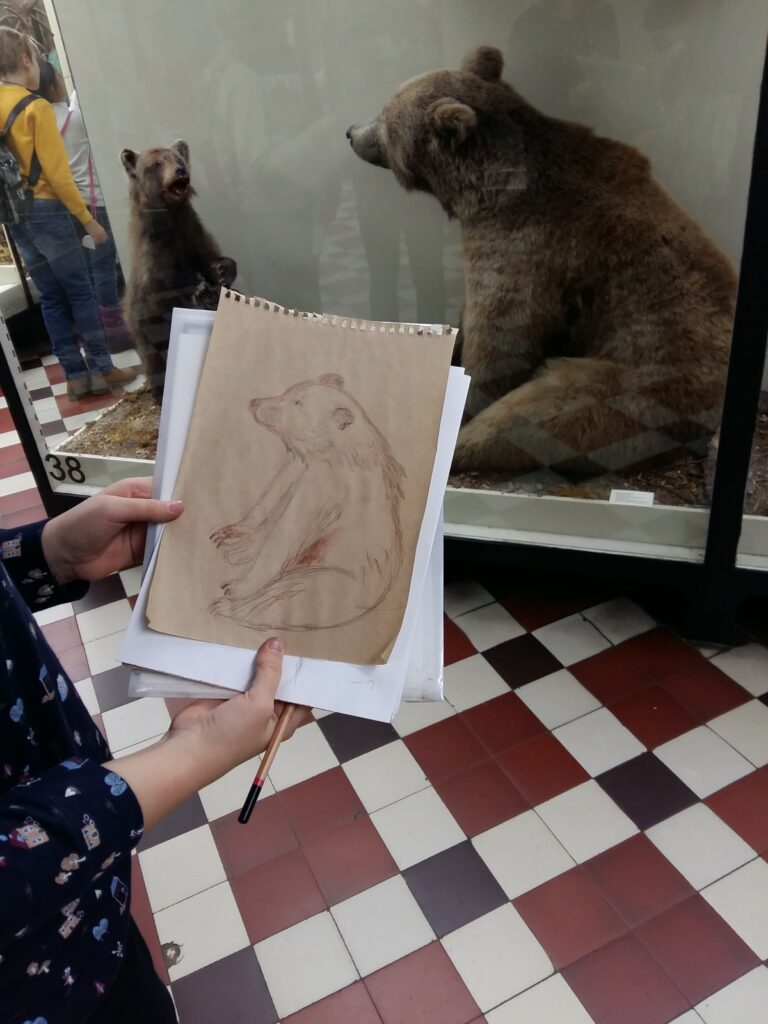 Живопись и рисунок для детей от 8 лет (105)