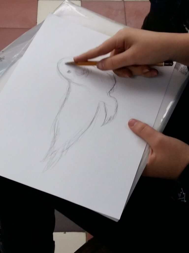 Живопись и рисунок для детей от 8 лет (109)