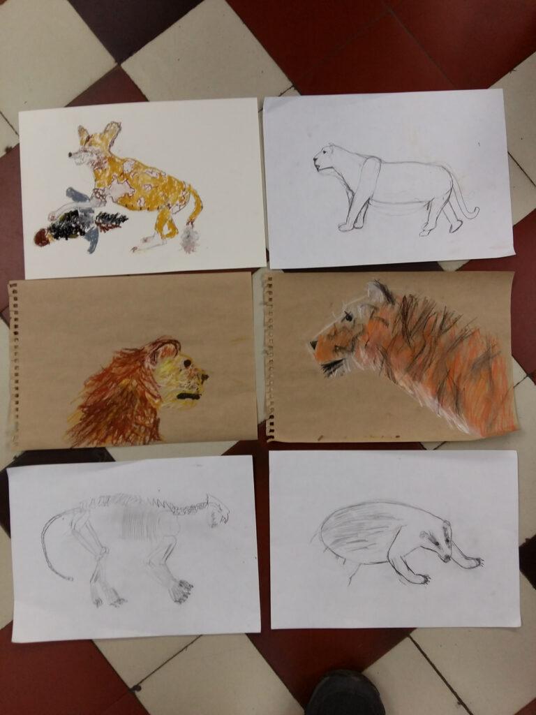 Живопись и рисунок для детей от 8 лет (111)