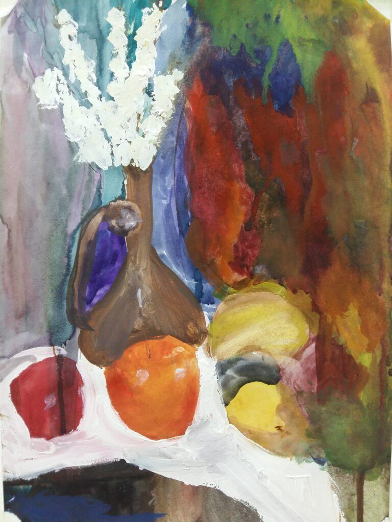 Живопись и рисунок для детей от 8 лет (17)