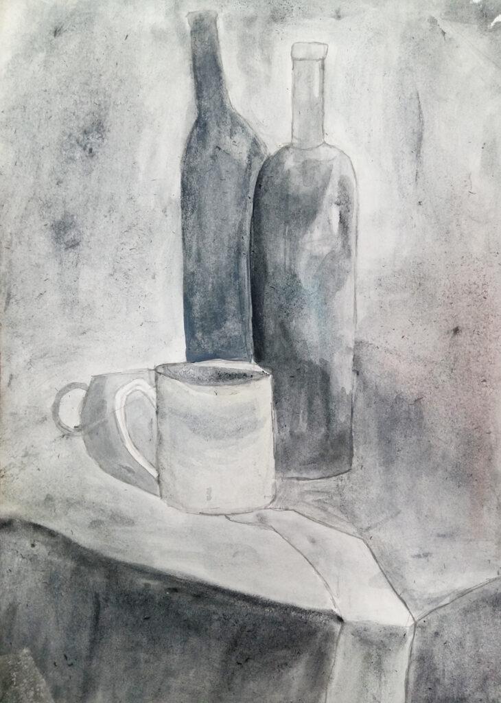 Живопись и рисунок для детей от 8 лет (77)