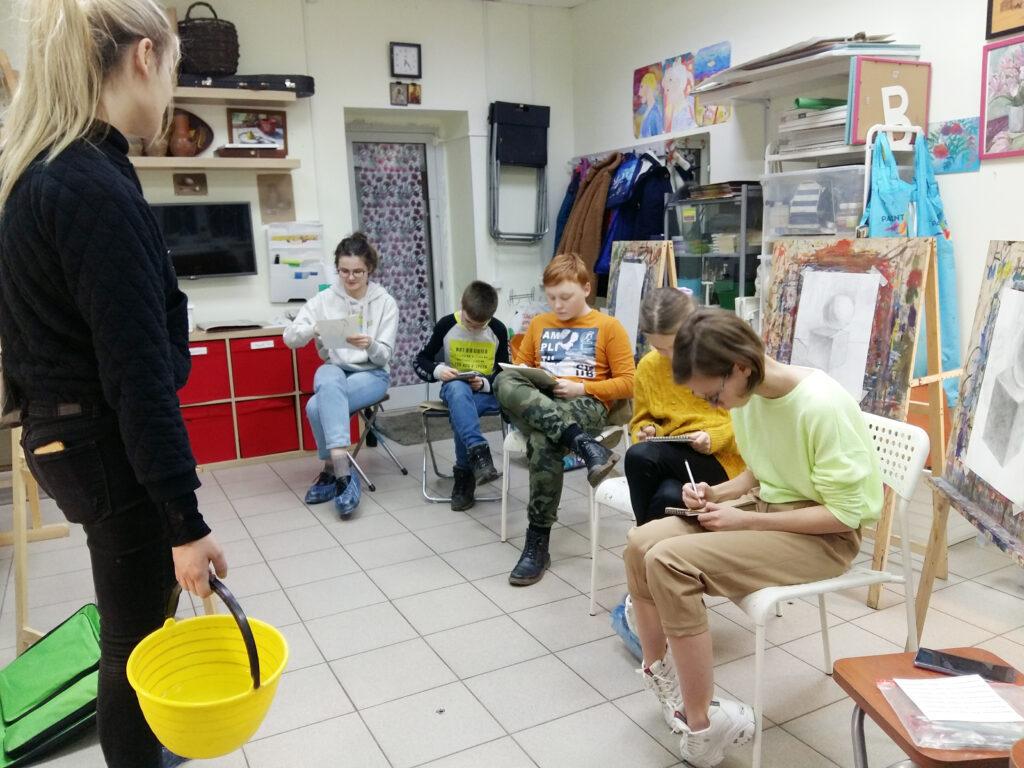 Живопись и рисунок для детей от 8 лет (51)