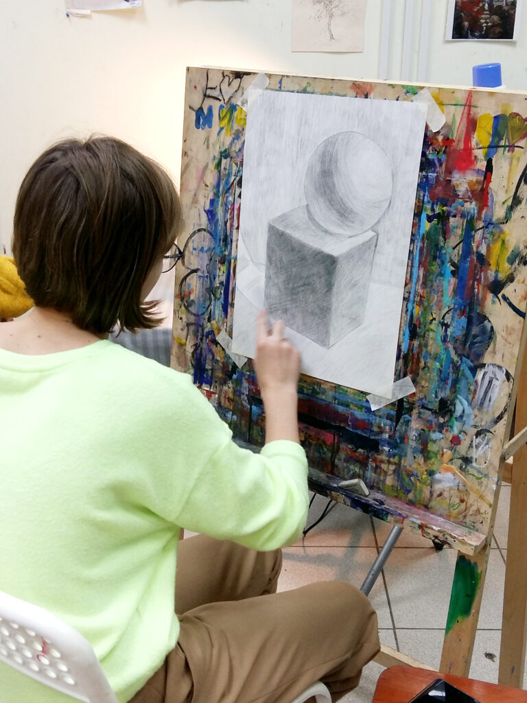 Живопись и рисунок для детей от 8 лет (45)