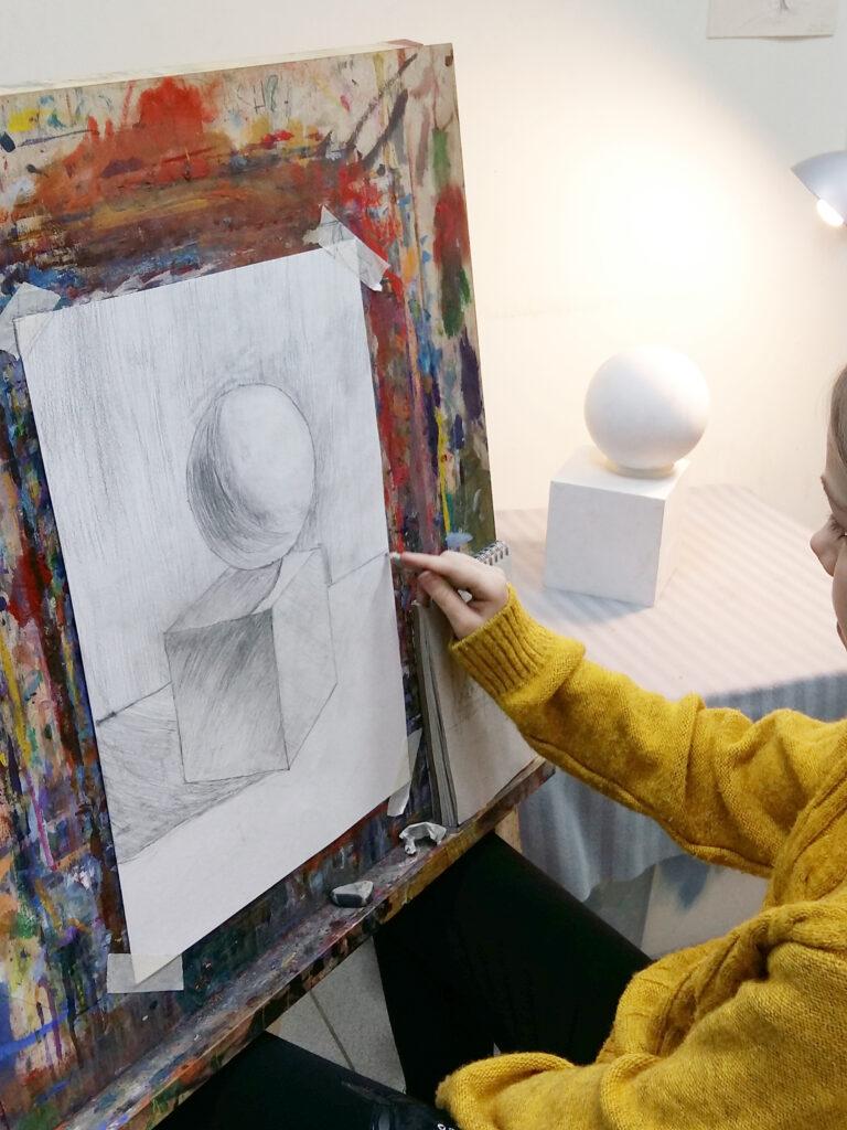 Живопись и рисунок для детей от 8 лет (47)
