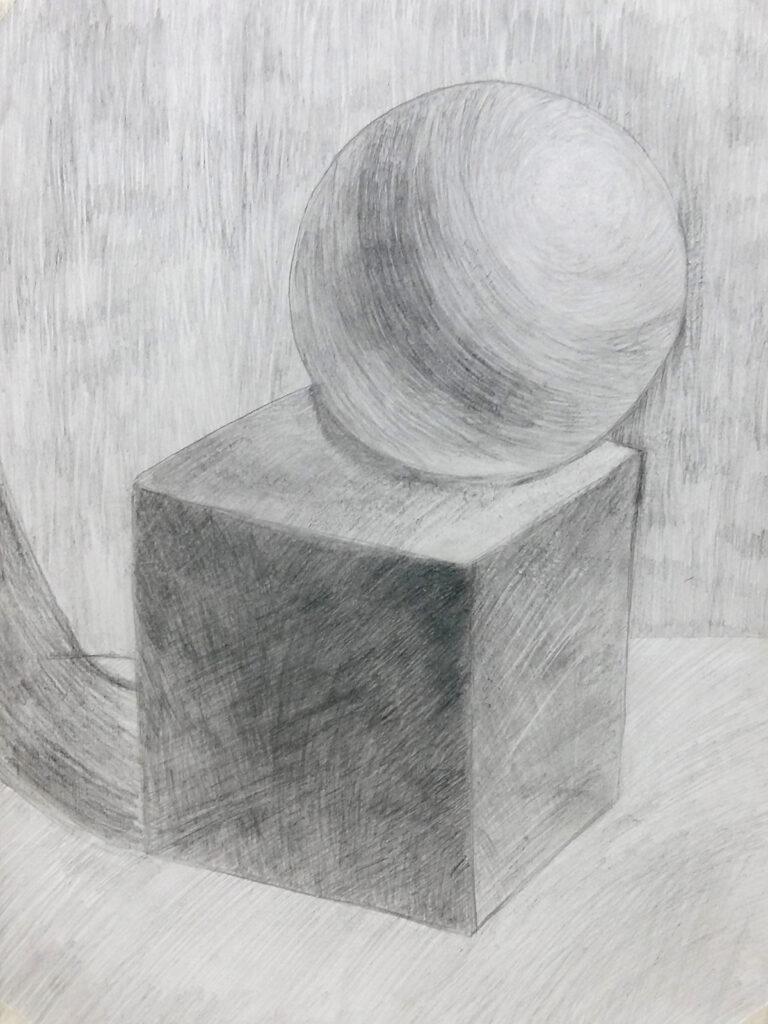 Живопись и рисунок для детей от 8 лет (49)