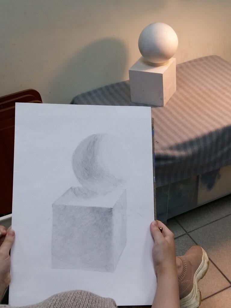 Живопись и рисунок для детей от 8 лет (11)
