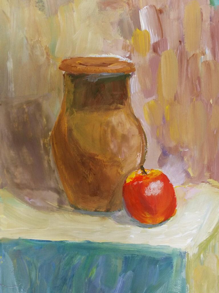Живопись и рисунок для детей от 8 лет (13)