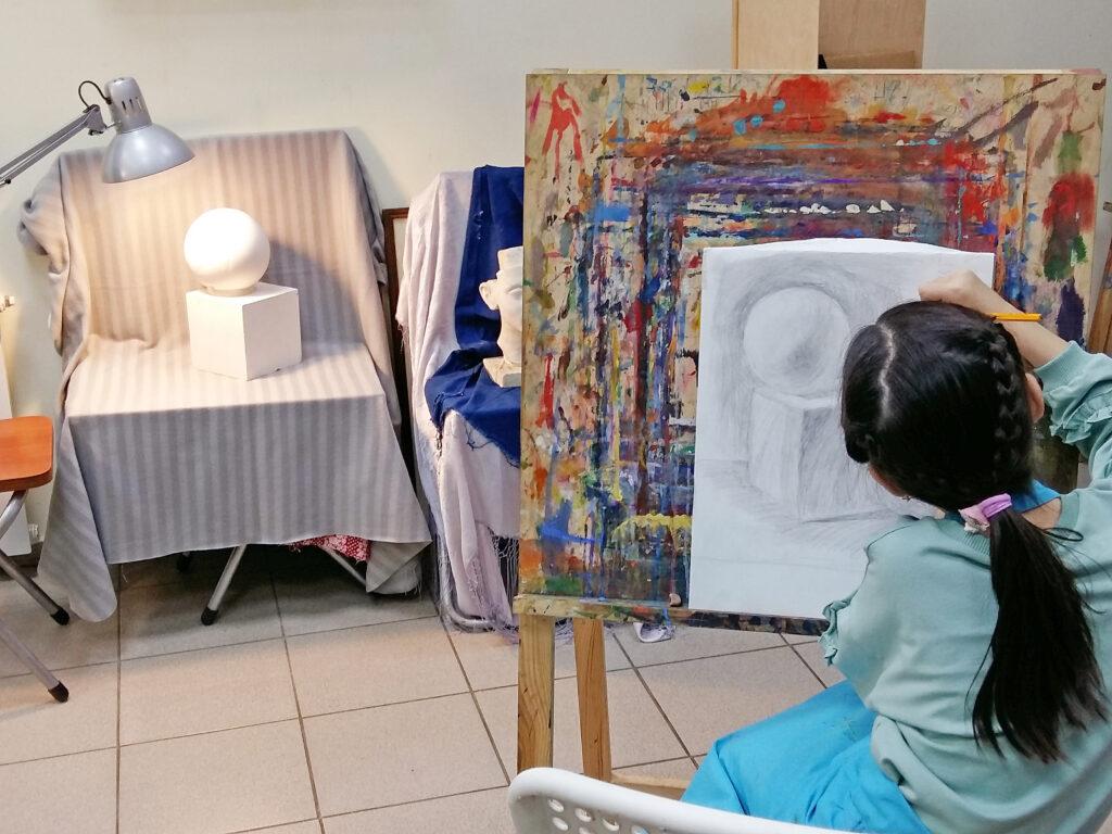 Живопись и рисунок для детей от 8 лет (15)