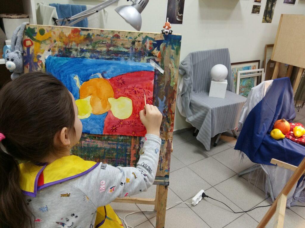 Живопись и рисунок для детей от 8 лет (19)