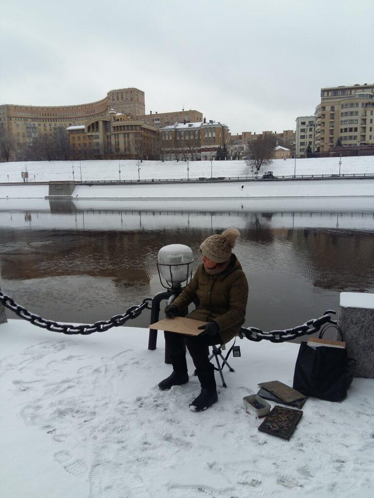 Пленэры в Москве (12)