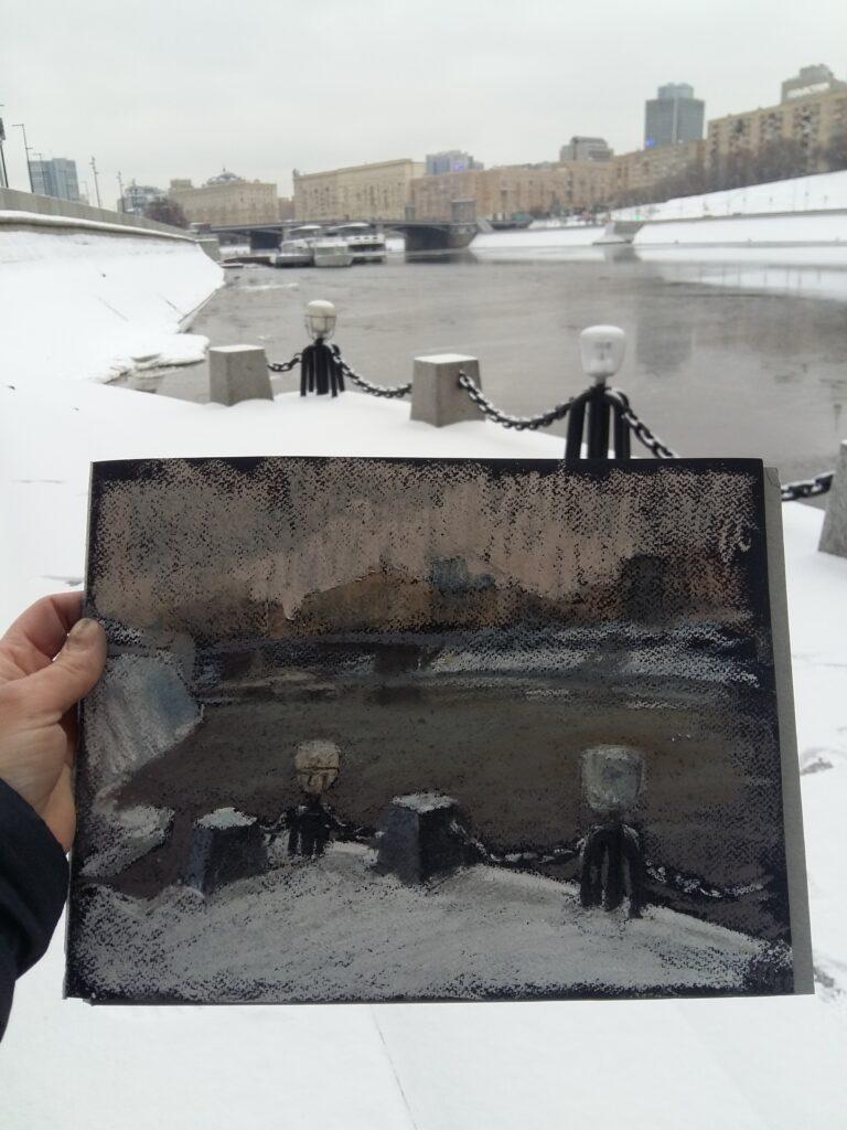 Пленэры в Москве (13)