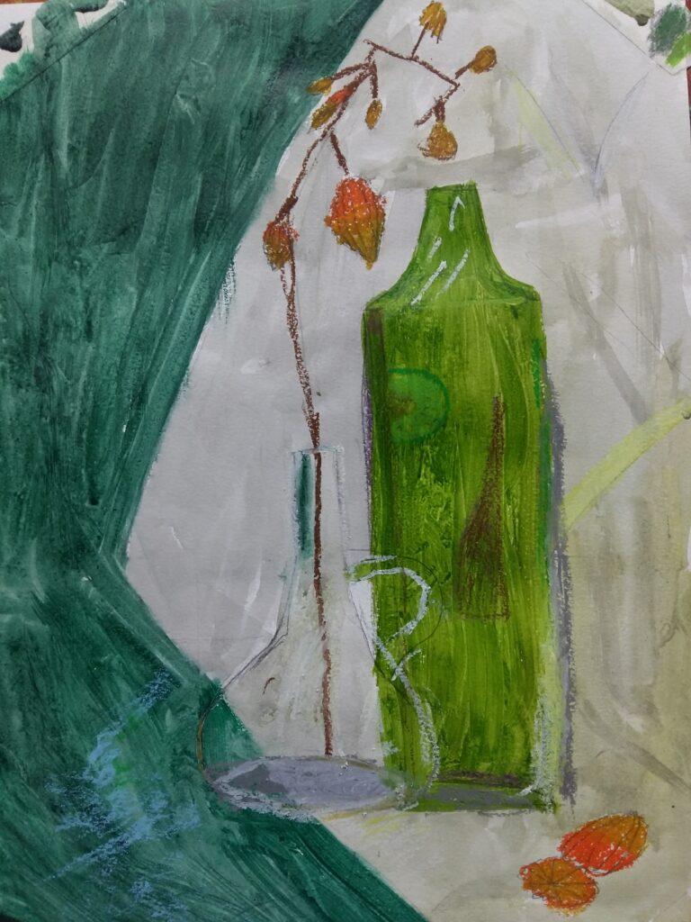 Живопись и рисунок для детей от 8 лет (55)
