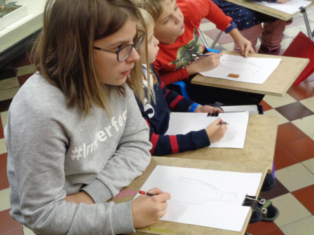 Живопись и рисунок для детей от 8 лет (3)