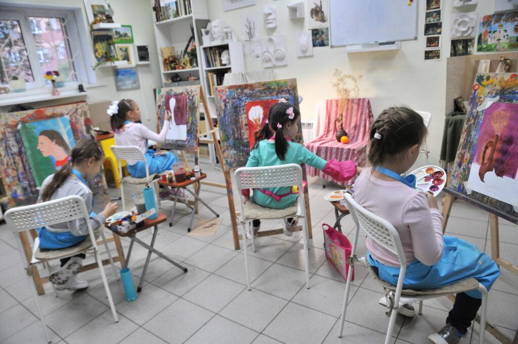 Живопись и рисунок для детей от 8 лет (61)