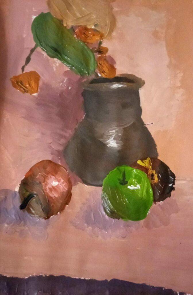 Живопись и рисунок для детей от 8 лет (63)