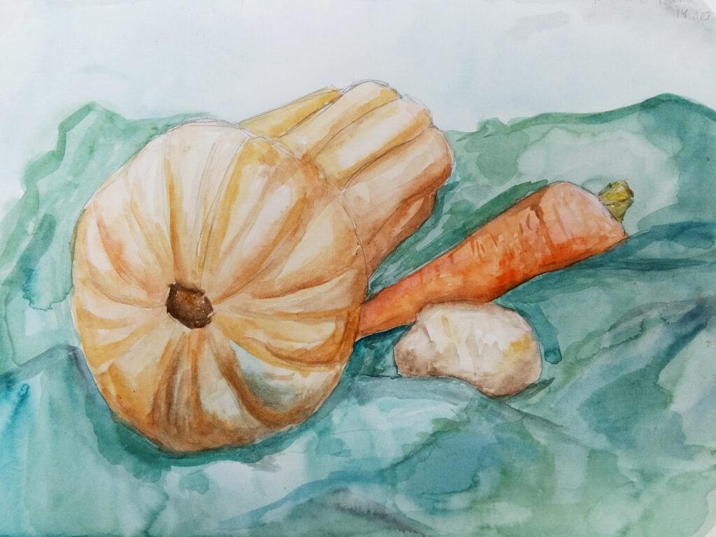 Живопись и рисунок для детей от 8 лет (121)