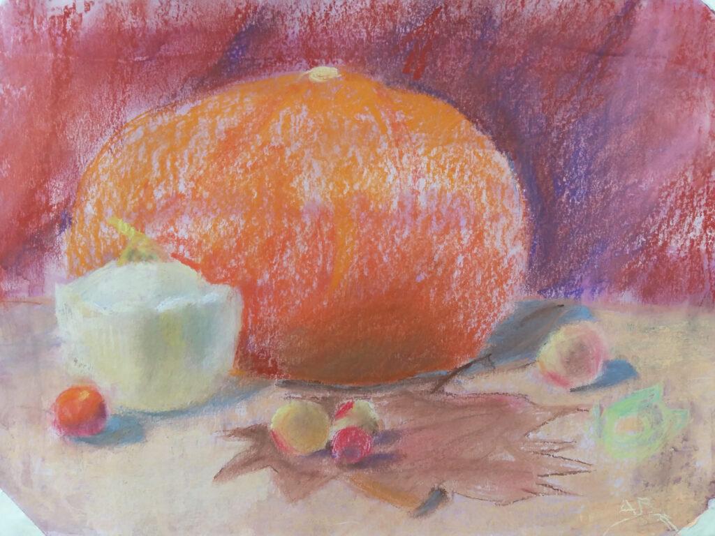 Живопись и рисунок для детей от 8 лет (7)