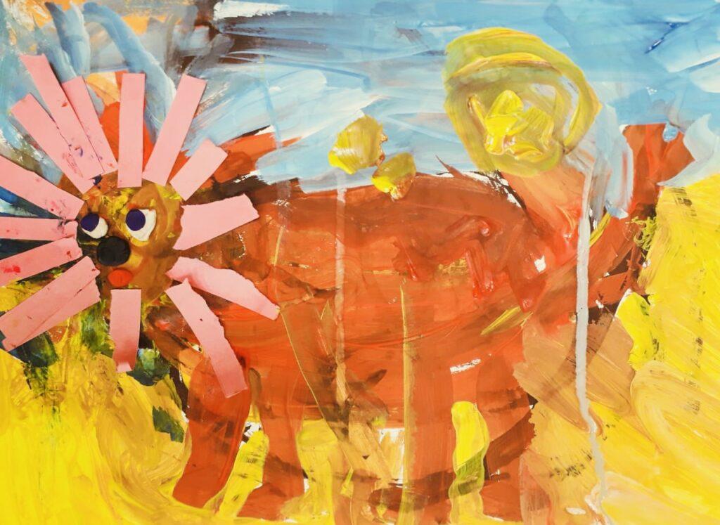 Рисование для малышей (10)
