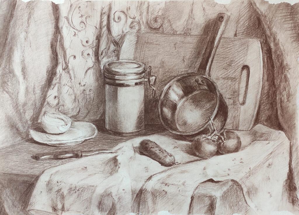 Курс рисунка (9)