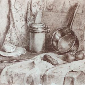 Курс рисунка