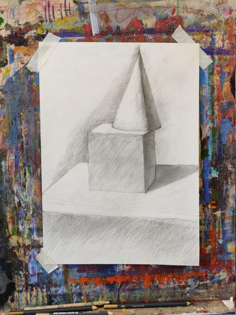 Курс рисунка (10)